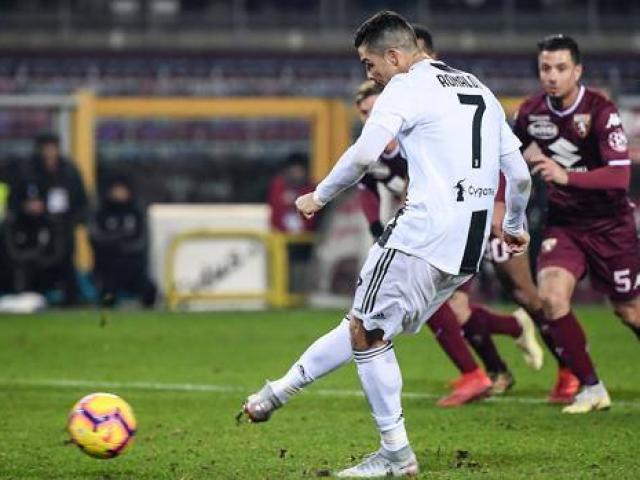 Torino - Juventus: Ronaldo cứu nguy, mất bàn thắng bất ngờ