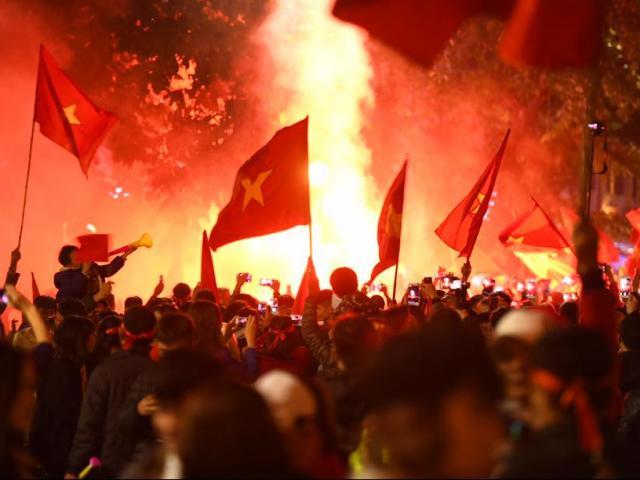 Hình ảnh không thể nào quên trong ngày Việt Nam lên ngôi vô địch AFF Cup 2018