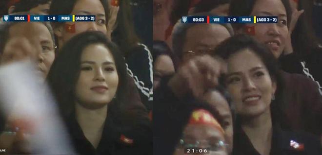 Cô gái lên hình 1s trận chung kết gây sốt vì quá xinh đẹp - 1