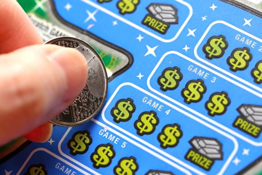 Đừng chơi xổ số nếu muốn làm giàu - 1