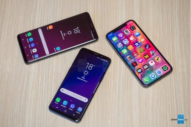 Điểm danh smartphone cao cấp nhất năm 2018 - 1