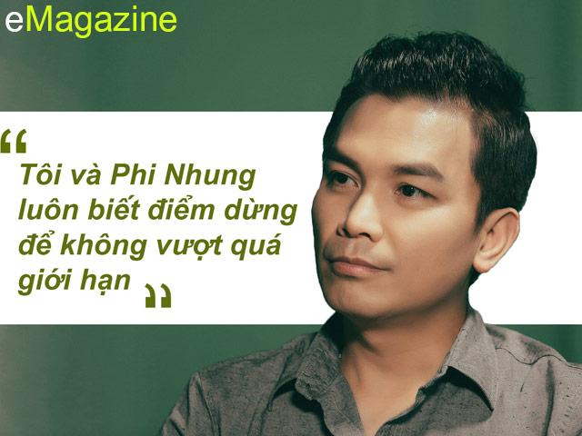 Ca sĩ Mạnh Quỳnh: Vợ tôi chắc cũng có ghen với Phi Nhung