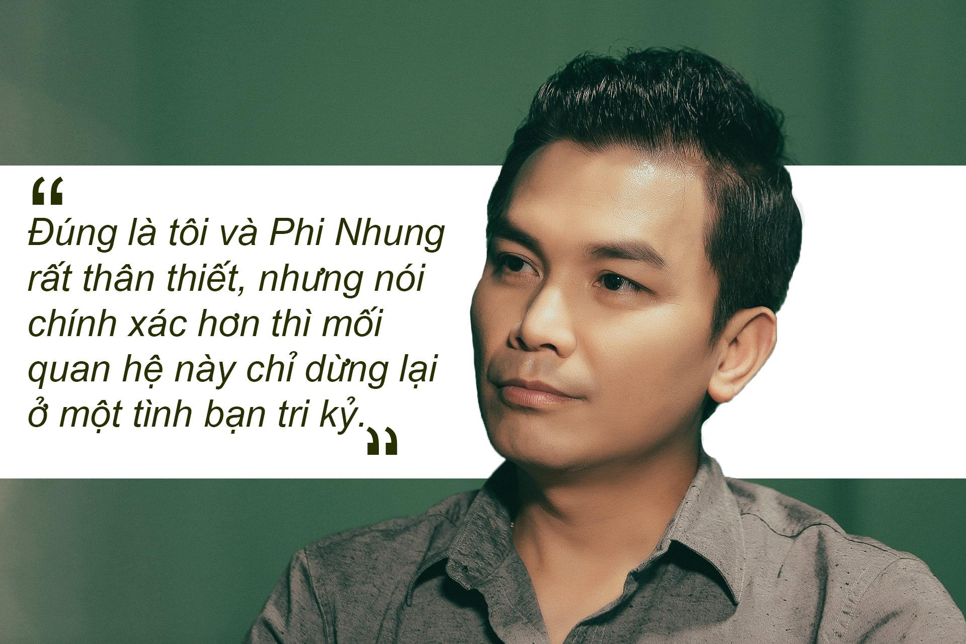 Ca sĩ Mạnh Quỳnh: Vợ tôi chắc cũng có ghen với Phi Nhung - 3