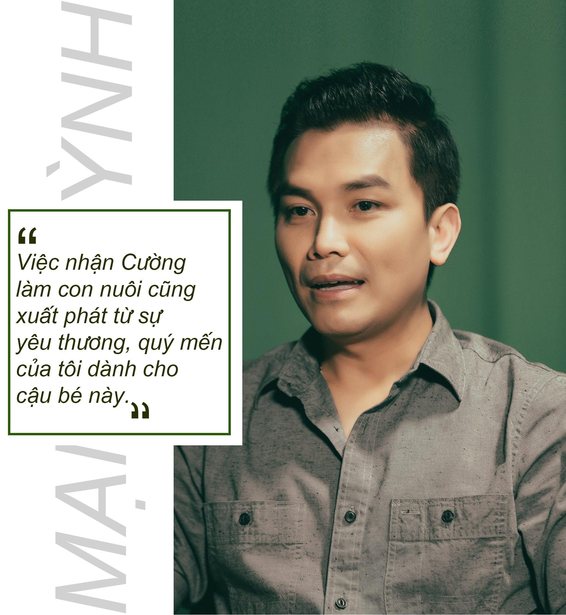 Ca sĩ Mạnh Quỳnh: Vợ tôi chắc cũng có ghen với Phi Nhung - 5