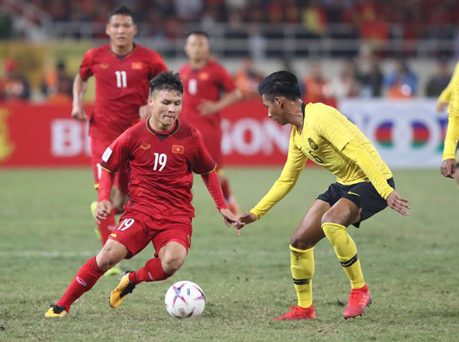 ĐT Việt Nam bá chủ AFF Cup: 5 thông số cực nóng và vai trò của Văn Lâm - 1