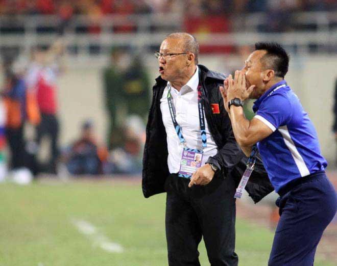 HLV Park Hang Seo vô địch AFF Cup: Bí quyết của Pep Guardiola - 1
