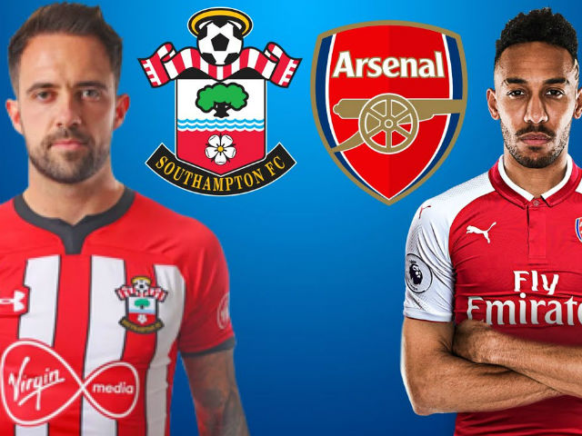 """Southampton - Arsenal: Vùi dập """"kẻ khốn cùng"""", nối dài chuỗi bất bại?"""