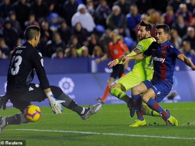 Highlight: Levante vs Barcelona