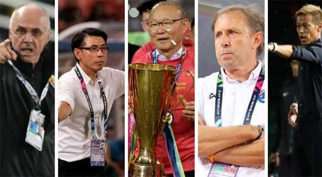Ứng viên hay nhất AFF Cup: HLV Park Hang Seo và Việt Nam áp đảo quần hùng - 1