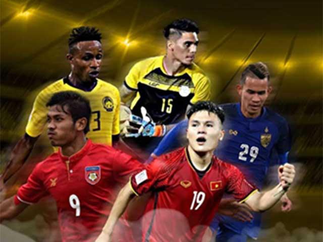 Ứng viên hay nhất AFF Cup: HLV Park Hang Seo và Việt Nam áp đảo quần hùng