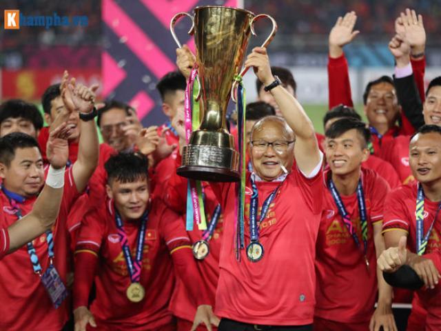 Đội hình hay nhất AFF Cup: Rực sáng Văn Lâm - Quang Hải, tiếc cho Anh Đức