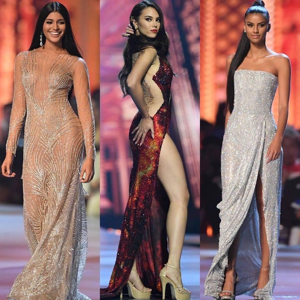 Lần đầu lịch sử Top 5 Hoa hậu Hoàn vũ 2018 gọi tên Việt Nam! - 1