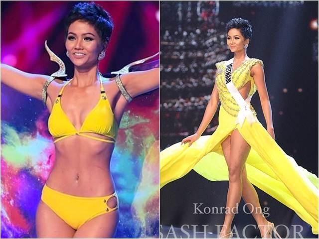 H'Hen Niê: Cô gái từng làm giúp việc chinh phục Top 5 Miss Universe