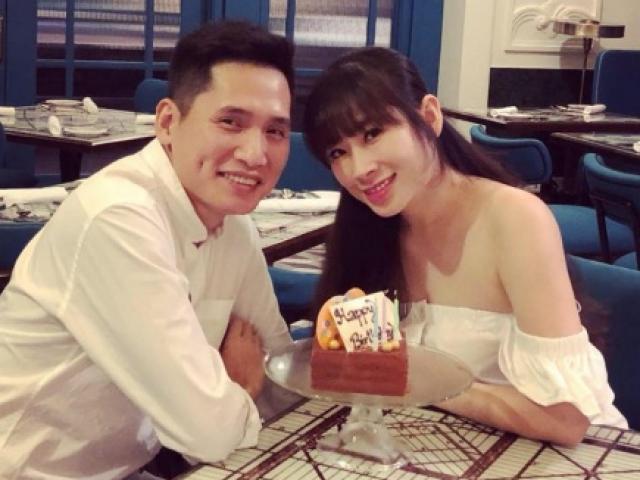 """Thân thế bất ngờ của cô vợ xinh đẹp được MC Quốc Khánh """"cưng như trứng mỏng"""""""