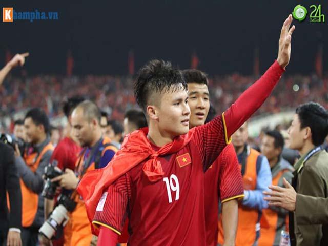 Quang Hải vô địch AFF Cup đấu Son Heung-Min, có cơ hội hay nhất châu Á