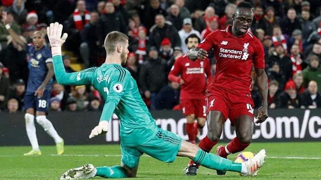 Góc chiến thuật Liverpool - MU: Dứt điểm 36 - 6 & Sự tồi tệ của Mourinho - 1