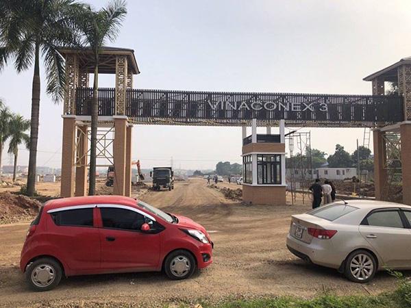 Người Hà Nội, Bắc Ninh đổ xô đặt mua đất dự án KDC Vinaconex 3 – Phổ Yên Residence - 1