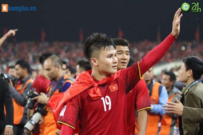 Quang Hải vô địch AFF Cup đấu Son Heung-Min, có cơ hội hay nhất châu Á - 1