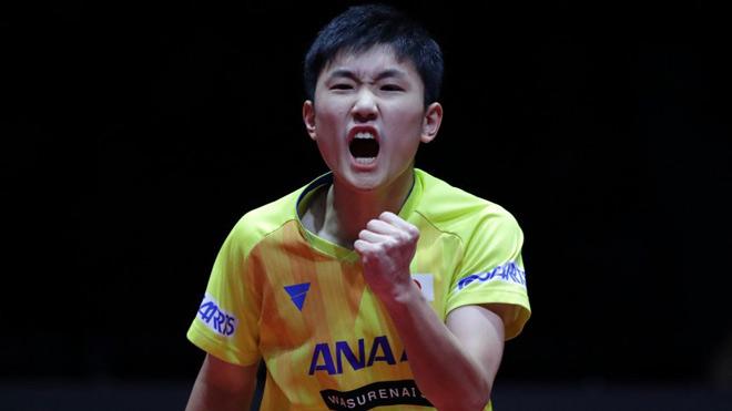 Chấn động bóng bàn: Thần đồng 15 tuổi vô địch, đội Trung Quốc muối mặt - 1