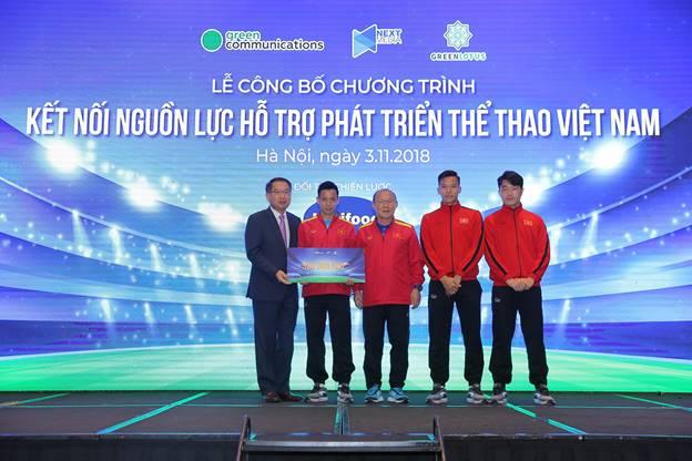 Để Việt Nam vô địch trên sân chơi của hàng triệu nông dân - 1
