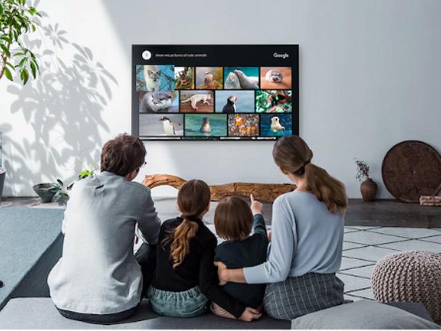 Top 5 mẫu TV cao cấp, giá tốt dịp cuối năm 2018