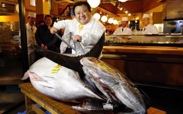 Điều gì đặc biệt khiến con cá này được bán với giá 42 tỷ đồng? - 1