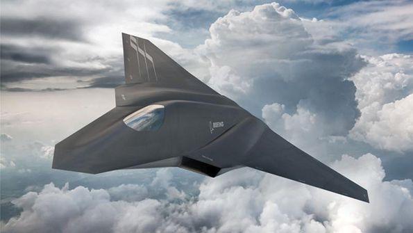 Tiêm kích F-35 từng gây sốc vì đắt, chiến đấu cơ mới của Mỹ đắt gấp 3 - 1
