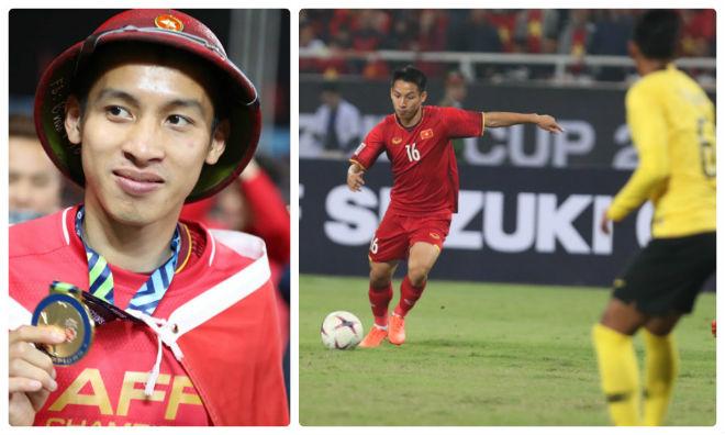"""ĐT Việt Nam chinh phục Asian Cup: """"Máy quét"""" Hùng Dũng đặt mục tiêu khủng - 1"""