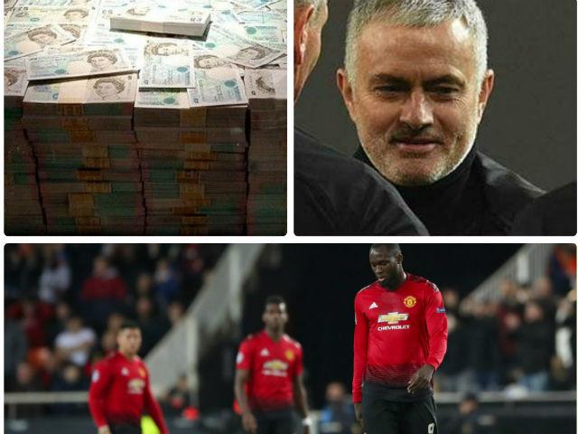 """Vì sao MU chưa sa thải Mourinho: Sếp lớn ngây thơ dính """"cú lừa"""" 700 tỷ đồng"""