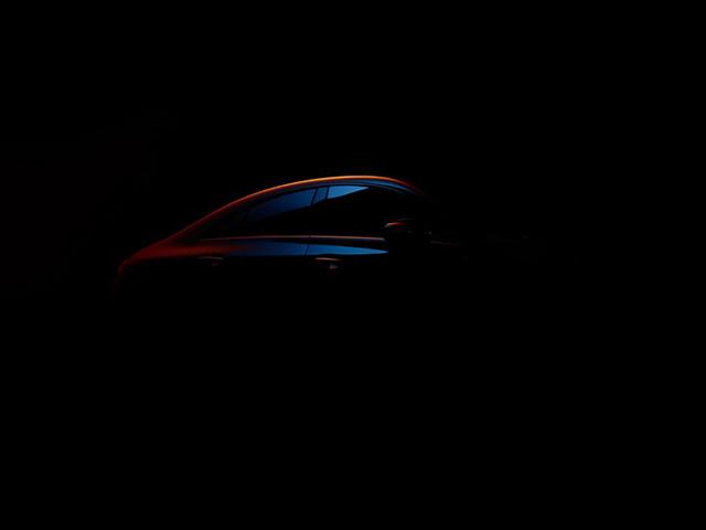 Mercedes-Benz CLA 2020 lộ ảnh teaser đầu tiên, chốt lịch ra mắt vào tháng sau