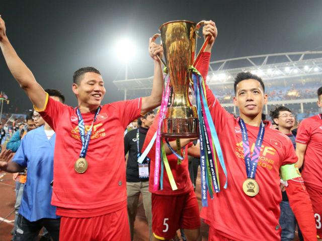 Danh sách ĐT Việt Nam dự Asian Cup: Cú sốc loại Anh Đức, Văn
