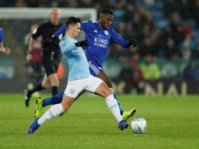 Highlight: Leicester City vs Manchester City