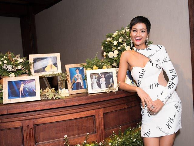 """Bí mật """"động trời"""" của H'Hen Niê ở Hoa hậu Hoàn vũ 2018"""