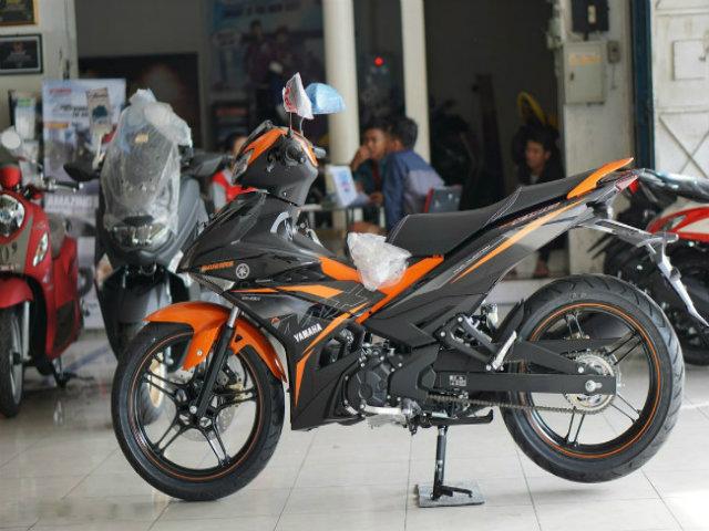 Cận cảnh 2019 Yamaha Exciter 150 mới, giá từ 36,8 triệu đồng