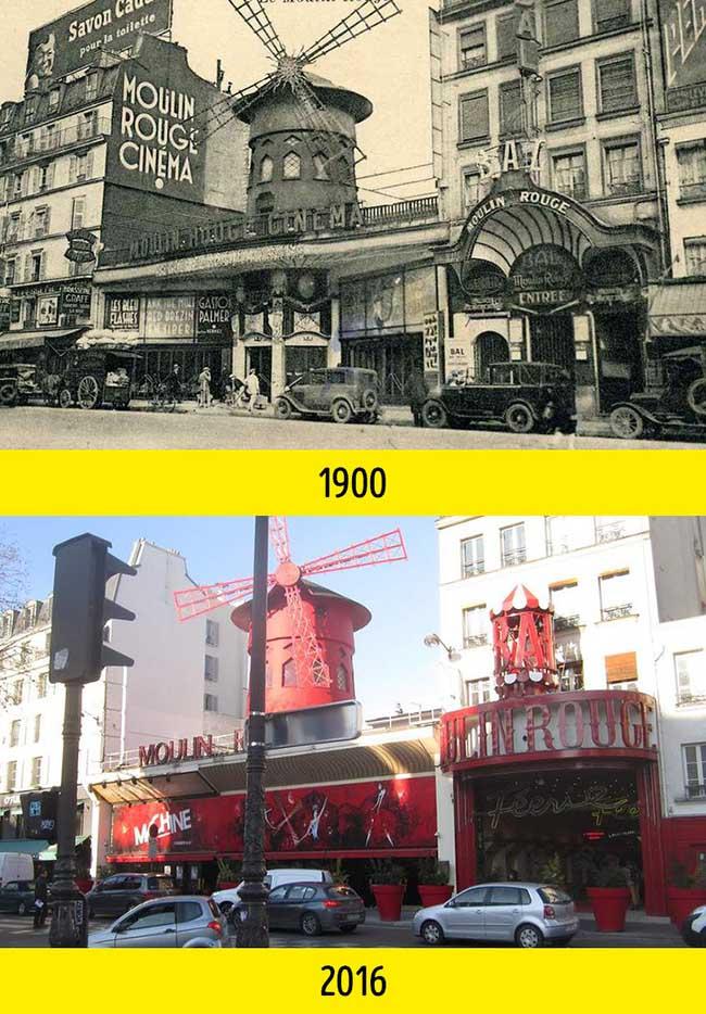 Nhìn những bức ảnh này mới thấy thế giới đã thay đổi quá nhiều suốt 100 năm qua - 1