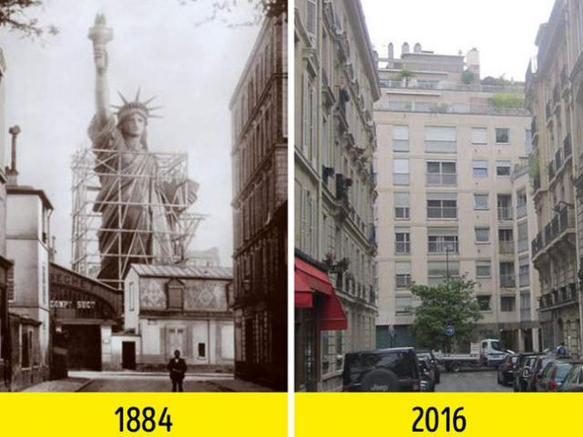 Nhìn những bức ảnh này mới thấy thế giới đã thay đổi quá nhiều suốt 100 năm qua
