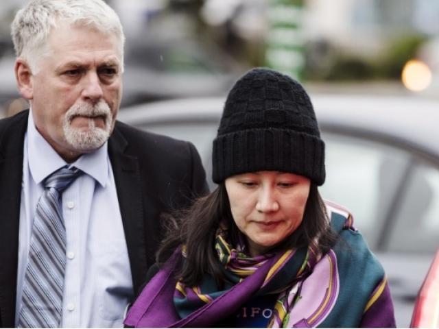 Sau vụ nữ tướng Huawei bị bắt: TQ bắt người Canada thứ 3