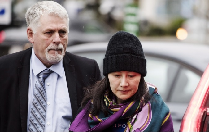 Sau vụ nữ tướng Huawei bị bắt: TQ bắt người Canada thứ 3 - 1