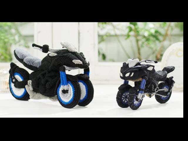 Cách Yamaha truyền ý tưởng cho người hâm mộ thích Yamaha Niken 3 bánh