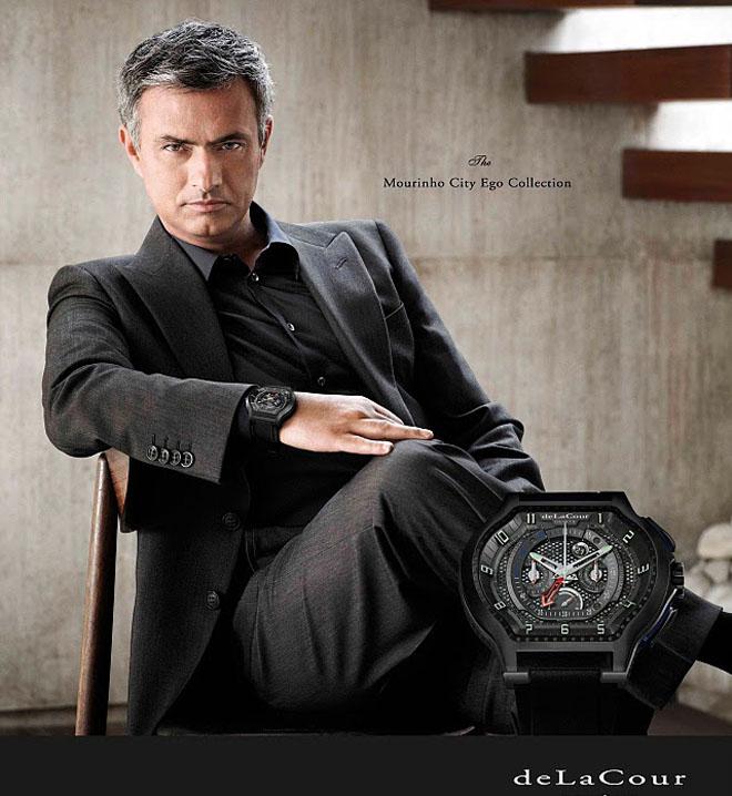 """HLV Mourinho tiết lộ đặc biệt về thú chơi đồng hồ xịn, sở hữu 2 loại """"của hiếm"""" - 1"""