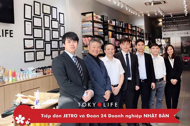 TokyoLife 1 năm nhìn lại: tiếp đón làn sóng doanh nghiệp Nhật Bản - 1