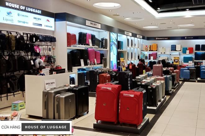 Vali thương hiệu Mỹ đồng giá tất cả các size chỉ từ 899.000đ - 1