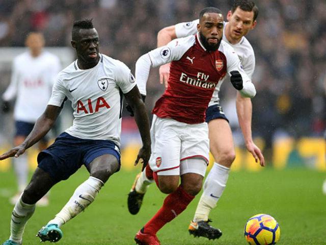 Trực tiếp Arsenal - Tottenham: Harry Kane kiến tạo, Alli lập siêu phẩm