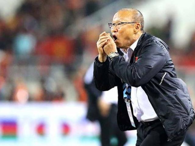 VFF chưa vội gia hạn hợp đồng với HLV Park Hang Seo
