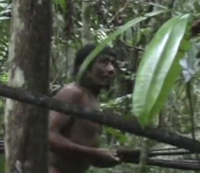 Bị người hiện đại giết, bộ lạc nguyên thủy Amazon sắp biến mất vĩnh viễn - 1