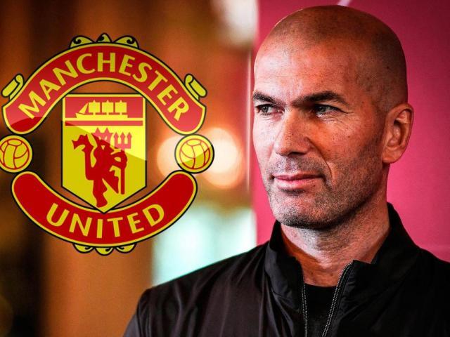 """Nóng: Zidane sẵn sàng dẫn dắt MU mùa tới, tậu 4 """"bom tấn"""""""