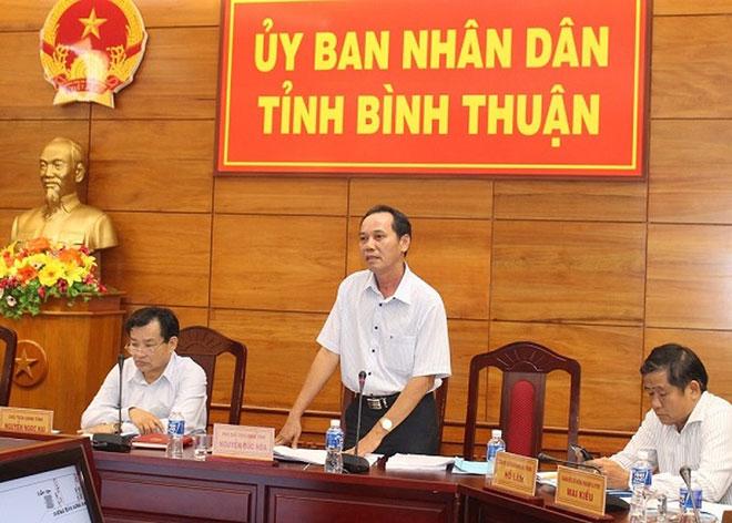 Nóng 24h qua: Phó chủ tịch tỉnh Bình Thuận đột quỵ tại cuộc họp - 1