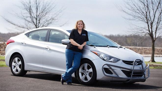 Kỳ lạ người phụ nữ lái Hyundai Elantra chạy hơn 1 triệu km trong vòng 5 năm tại Mỹ - 1