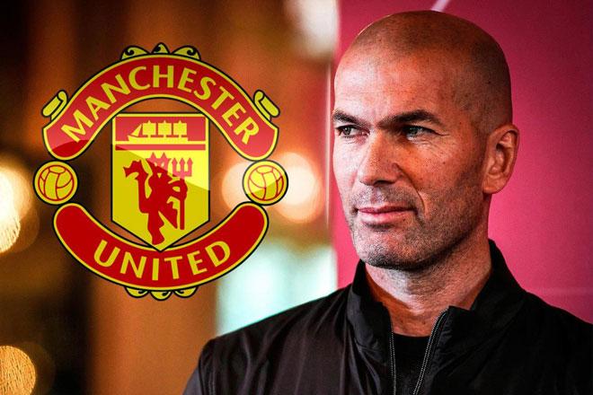 """Nóng: Zidane sẵn sàng dẫn dắt MU mùa tới, tậu 4 """"bom tấn"""" - 1"""