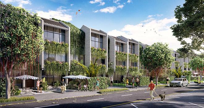 Shophouse Casa Gala tại Casamia: Điểm nhấn sinh thái, cơ hội vàng đầu tư - 1